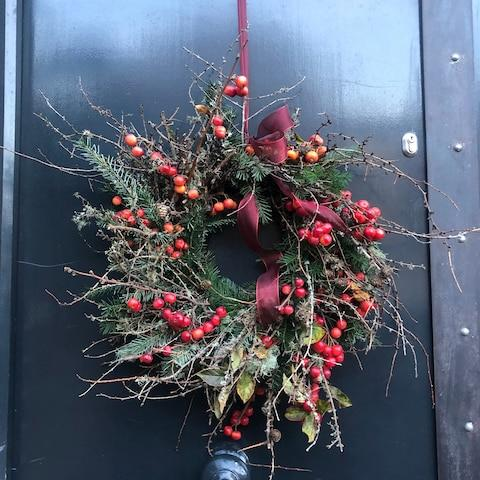 Shane Connolly made to order wreath
