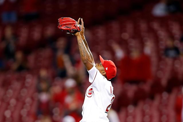 The Reds couldn't celebrate many wins in 2017. (Photo by Kirk Irwin/Getty Images)