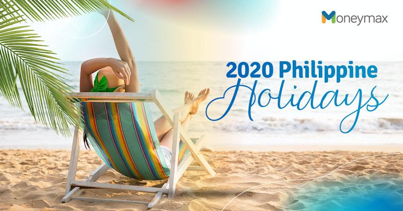 Philippine Holidays Long Weekends 2020 | Moneymax