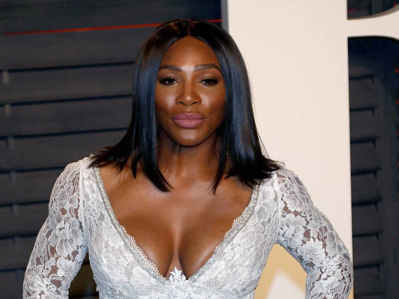 Serena Williams: 'My daughter dresses me every day'