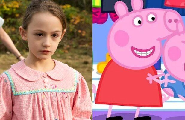 'Bly Manor' Fans Just Realized Little Girl Who Voices Flora Also Does 'Peppa Pig,' and They're Freaking Out