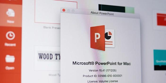 It's easy to copy slides in PowerPoint.