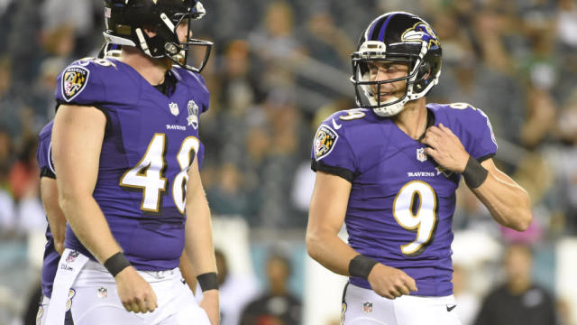 Should Bears trade for Ravens K Justin Tucker?