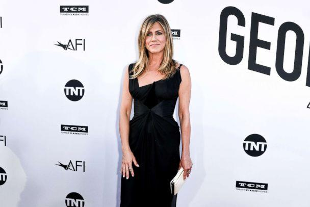 PHOTO: Jennifer Aniston attends the 46th AFI Lifetime Achievement award gala tribute, June 7, 2018, in Hollywood, Calif. (Patrick McMullan via Getty Images)