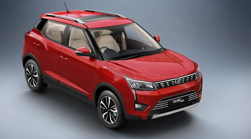 Mahindra XUV300 Compact SUV Secures 5-Star Safety Ratings in Global NCAP Tests