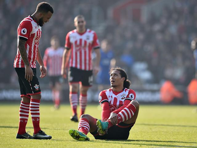 He was initially ruled out for three months: Getty