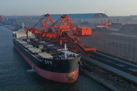 China's Import Surge Drives Optimism in Dry-Bulk Shipping Demand