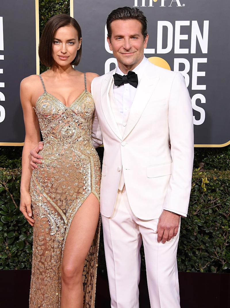 Reports have emerged that Irina Shayk has 'moved out' of her and Bradley Cooper's home