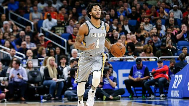 The Timberwolves are signing Derrick Rose for the rest of the season, ESPN's Adrian Wojnarowski reports.Rose has been without a team ever since he was waived by the Jazz on Feb. 10, two days after a deadline-day trade with the Cavs. He then went uncl