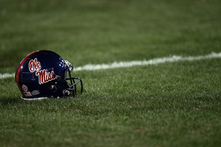 Former Ole Miss coach Houston Nutt has filed a lawsuit against the school alleging breach of contract. (Getty)