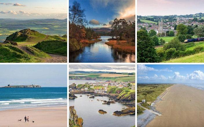 This summer, take the opportunity to explore the lesser visited corners of Britain and find out what you've been missing out on