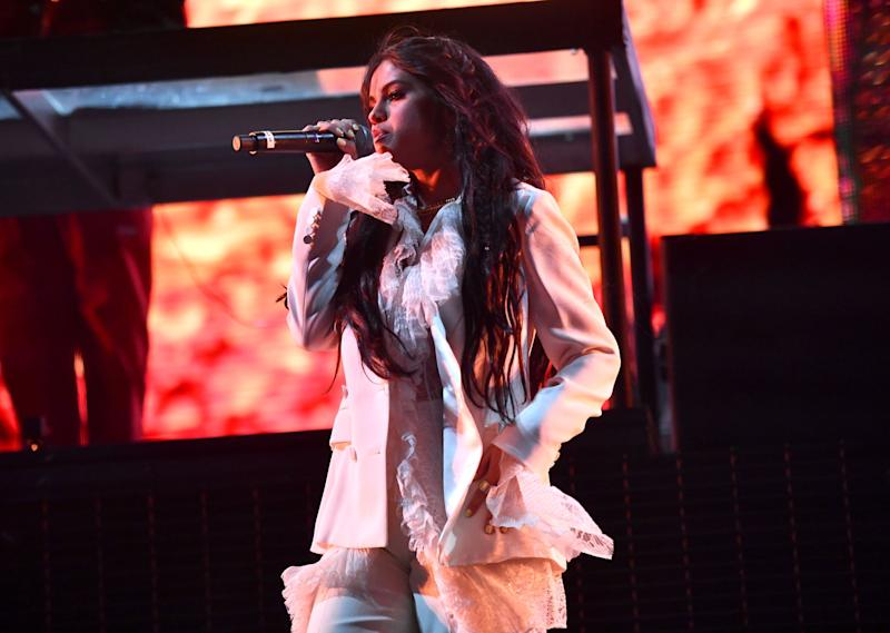 Selena Gomez, Lose You To Love Me first number one single