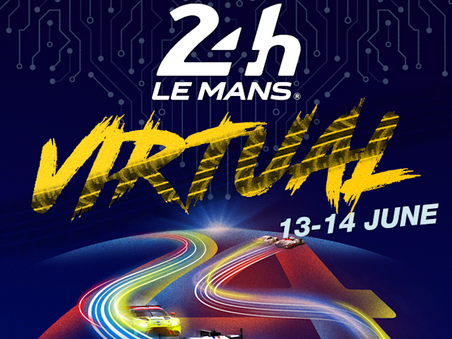 The 24 Hours of Le Mans Virtual replaces the postponed motorsports event