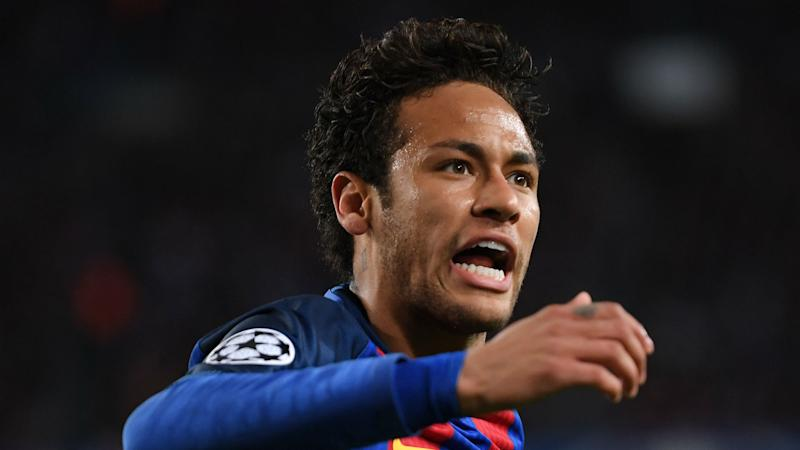 Barcelona boss Luis Enrique expects Neymar to keep his cool
