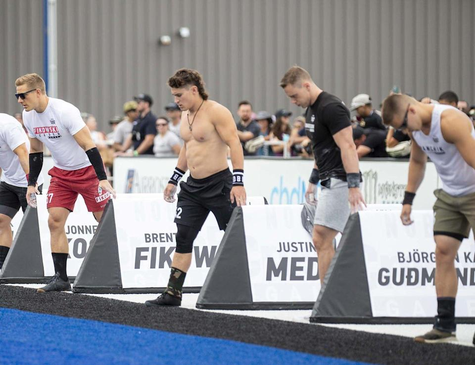 Photo credit: Courtesy of CrossFit Inc.