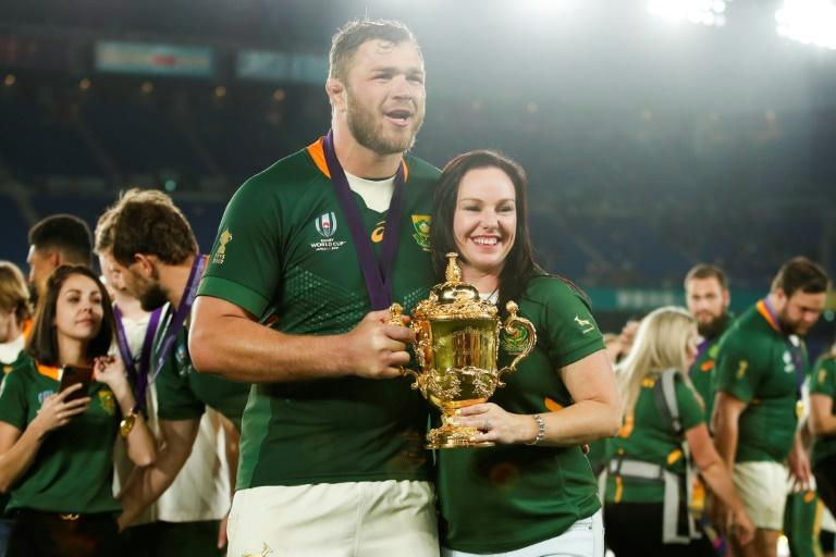 South Africa's number eight Duane Vermeulen said the team is about much more than brawn