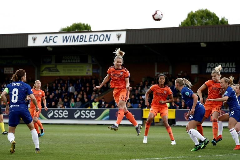 Chelsea women will swap their normal 5,000 capacity Kingsmeadow stadium for 42,000 at Stamford Bridge on Sunday