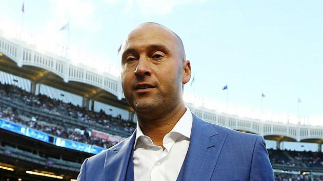 Derek Jeter already cleaning house with reported Marlins front office firings
