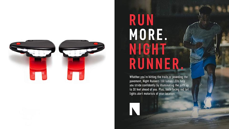 These lights are a clutch gift for runners.