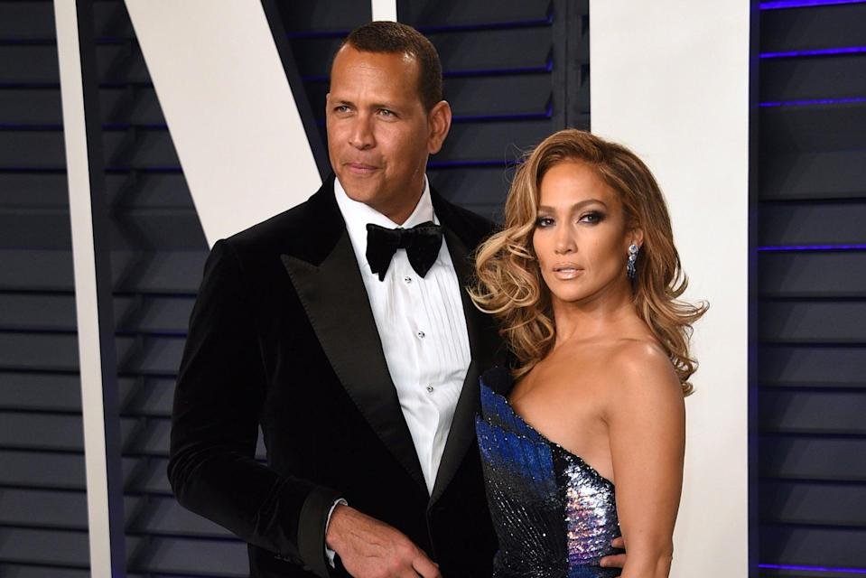 <p>Glow up: The former pair looking flawless on the red carpet </p> (Evan Agostini/Invision/AP)
