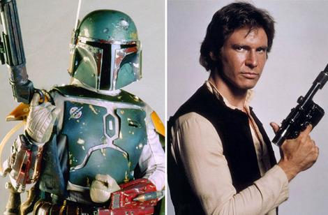 It's looking likely that Han Solo and Boba Fett will soon be getting their own films