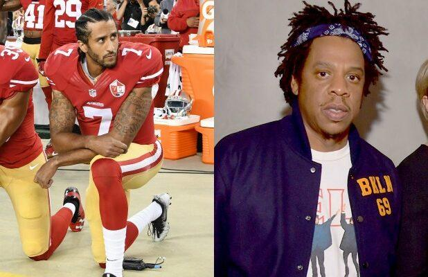 Colin Kaepernick Urges NFL Kneelers to 'Continue to Fight' After Jay-Z's League Deal