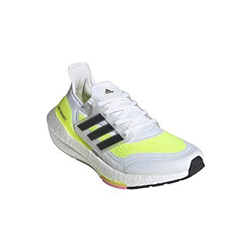 """<p><strong>adidas</strong></p><p>amazon.com</p><p><strong>$180.00</strong></p><p><a href=""""https://www.amazon.com/dp/B087F626HV?tag=syn-yahoo-20&ascsubtag=%5Bartid%7C10055.g.36652980%5Bsrc%7Cyahoo-us"""" rel=""""nofollow noopener"""" target=""""_blank"""" data-ylk=""""slk:Shop Now"""" class=""""link rapid-noclick-resp"""">Shop Now</a></p><p>These sneaks are pretty pricey, but are ideal if you're in the market for a pair that will absorb impact and improve joint pain. In fact, in our <a href=""""https://www.goodhousekeeping.com/health-products/g32175958/best-running-shoes-for-women/"""" rel=""""nofollow noopener"""" target=""""_blank"""" data-ylk=""""slk:tests for the best running shoes"""" class=""""link rapid-noclick-resp"""">tests for the best running shoes</a>, testers said they felt like they were """"walking on a cloud.""""</p>"""