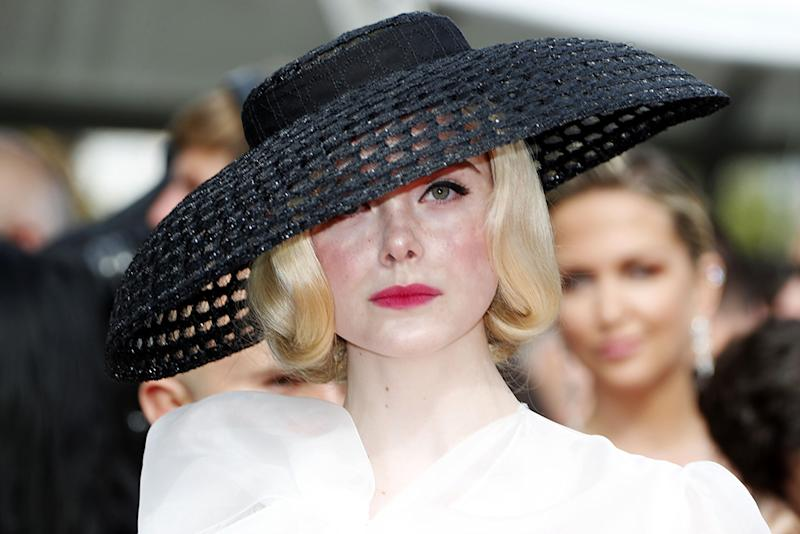 100% top quality differently autumn shoes Elle Fanning Wows at Cannes in This 1950s-Inspired Dior Look ...