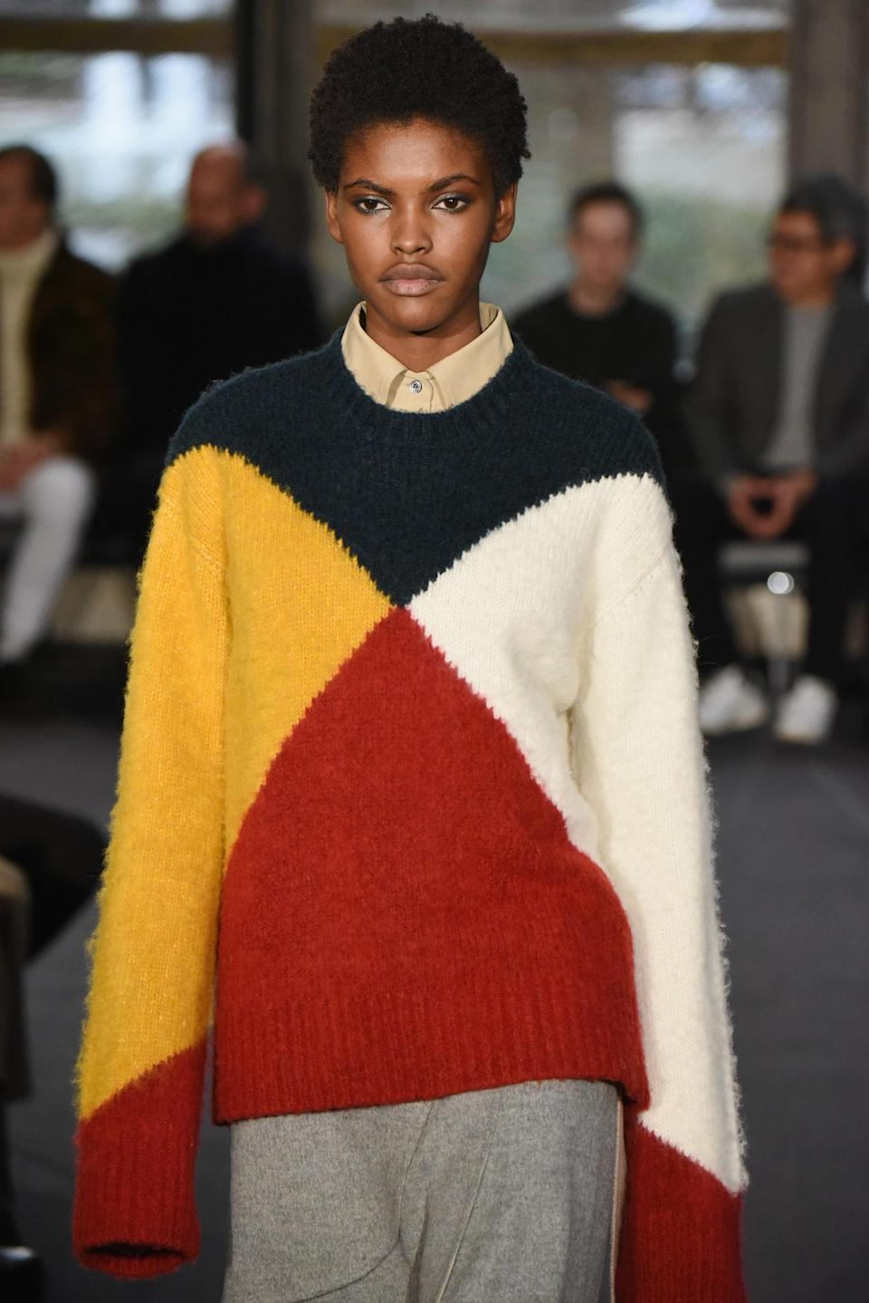 <p>This boyish crop is just as feminine. (Photo: Getty Images) </p>