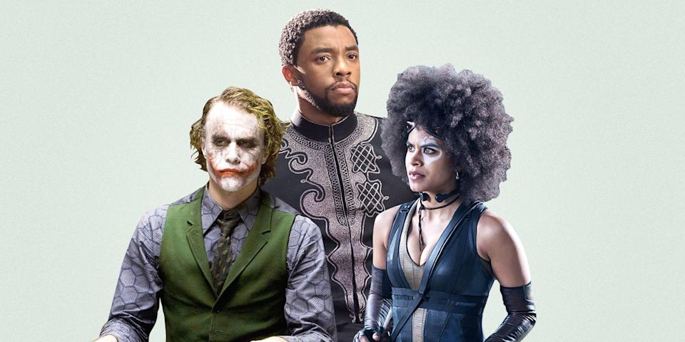 """<p>Here's a popular complaint from 2012: <em>I DON'T LIKE SUPERHERO MOVIES</em><em>! </em>I hear you. I... still hear you, metaphorical person from 2012. And that's OK. We don't all have to dig the same things. I just want you to hear me out for a minute. </p><p>Superhero films are a little different nowadays. They've even shifted since the early days of the <a href=""""https://www.esquire.com/entertainment/movies/g13441903/all-marvel-cinematic-universe-movies-ranked/"""" rel=""""nofollow noopener"""" target=""""_blank"""" data-ylk=""""slk:MCU"""" class=""""link rapid-noclick-resp"""">MCU</a>, with all that Hulk smashing and Robert Downey Jr's Iron Man being a dick just to be one. Not fun. But the shift that's happened since has been monumental. You have Ryan Reynolds in <em>Deadpool</em>, breaking the fourth wall in ways I'm still not comfortable with. The animated <em>Spider-Man: Into the Spider-Verse </em>was so critically acclaimed for its animation (and its narrative) that it earned an Oscar. For all the OGs who like to watch muscles go boom, there's <em>Avengers: Endgame</em>, a blockbuster that I am confident had more muscles to go boom than anything in the history of cinema. (Bonus: you can literally watch the <a href=""""https://www.disneyplus.com/sign-up?bundleType=sash"""" rel=""""nofollow noopener"""" target=""""_blank"""" data-ylk=""""slk:whole lot of MCU here"""" class=""""link rapid-noclick-resp"""">whole lot of MCU here</a>).</p><p>Loving superhero movies doesn't mean you have to love <em>every one</em>, but if you're vehemently against the whole genre, we suggest you at least give these a shot. In the ever-expansive world of superheroes, here's the films that have defined the genre for the better. <a href=""""https://www.esquire.com/entertainment/movies/g32492706/how-to-watch-marvel-movies-in-order/"""" rel=""""nofollow noopener"""" target=""""_blank"""" data-ylk=""""slk:Muscle booms and all."""" class=""""link rapid-noclick-resp"""">Muscle booms and all.</a></p>"""