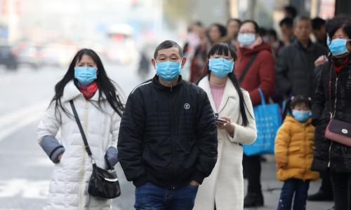 What is the Wuhan coronavirus and how worried should we be?