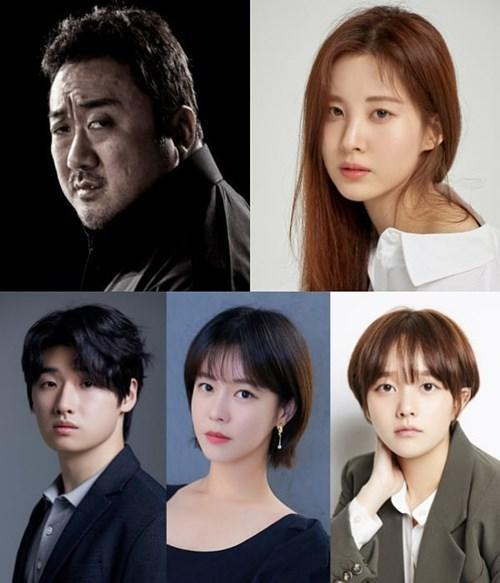 The SNSD member is also currently filming 'Holy Night: Demon Hunters'