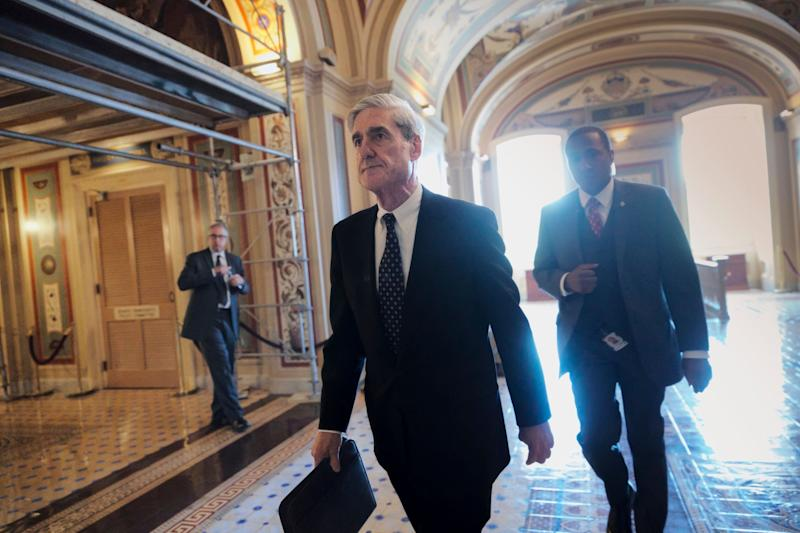 Special counsel Robert Mueller's investigation into the Trump campaign and Russia has drawn to a close. (Photo: ASSOCIATED PRESS)