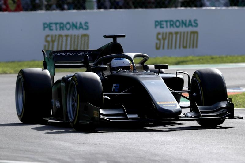 F1's '21 18-inch wheels revealed at Monza