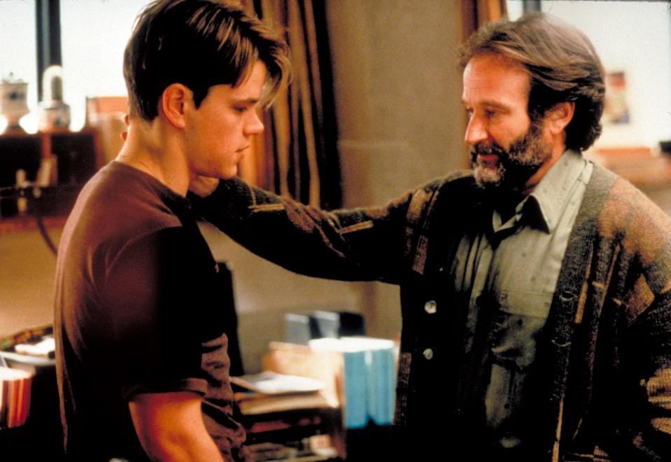 GOOD WILL HUNTING © 1997 Miramax, LLC . All Rights Reserved