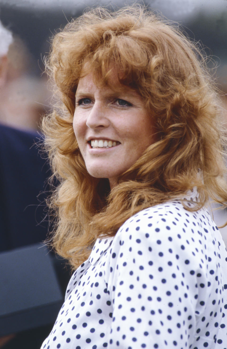 Sarah Ferguson was a cleaner before meeting Prince Andrew. [Photo: Getty Images]