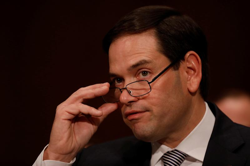 NRA Ally Marco Rubio Confronted By Florida Victim's Father Over 'Pathetically Weak' Comments On Attack