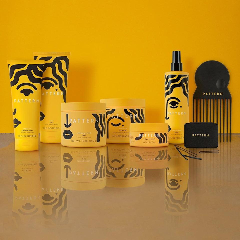 <p>Why buy a single product when you can just buy the whole set? The <span>Pattern Beauty Deluxe Styling Bundle</span> ($140) is here to address all of your styling needs with a leave-in conditioner, a styling cream, edge control, hair pins, and more.</p>