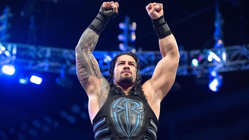 Image result for Roman Reigns Smackdown