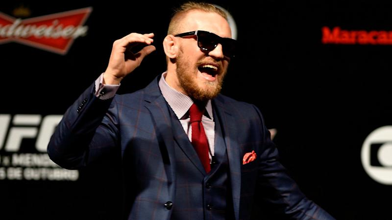 Conor Mcgregor Launching Clothing Line In 2018
