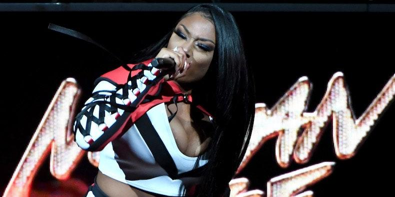 Megan Thee Stallion's Virtual Concert: Here's What Happened