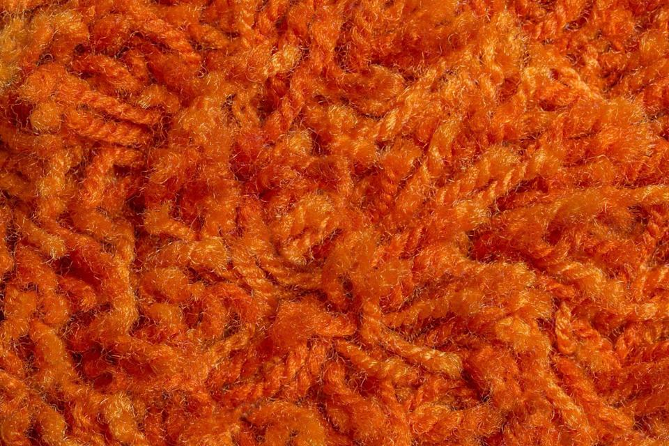 <p>If the 1970s were about one interior design trend, it was wall-to-wall shag carpeting, usually in eye-searing colors like bright orange. </p>
