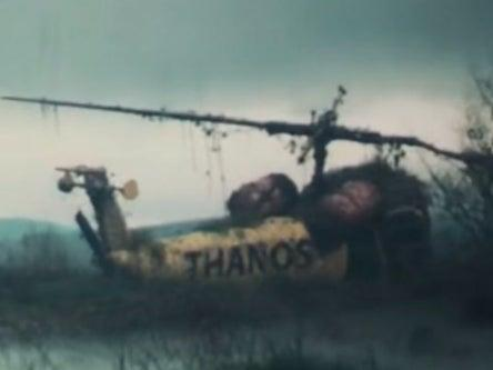 The Thanos Copter made it into episode five of 'Loki' (Disney Plus)