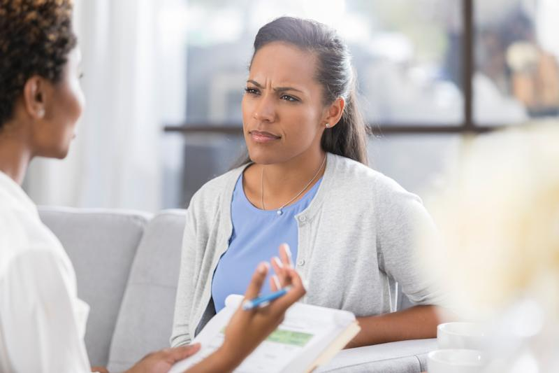 """Be wary of doctors who promise a 100% cure rate or speak in absolutes. For instance, """"all mainstream doctors have got it wrong on this subject."""" (Photo: SDI Productions via Getty Images)"""