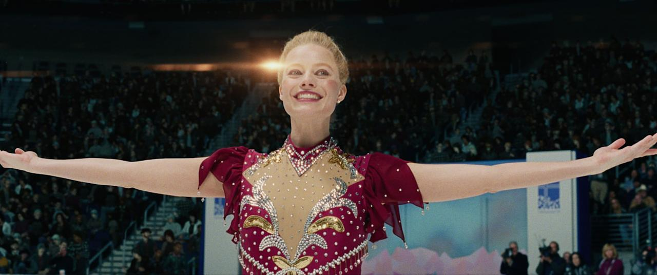 "<p>The scandalous true story of American figure skating Tonya Harding gets the biopic treatment with this Oscar-nominated movie. Tonya has the technical goods, but her rough-around-the-edges personality - not to mention her difficult mother and husband - turns her into the ""bad girl"" of American figure skating, and things only get worse when she's accused of orchestrating an attack on her biggest rival.</p> <p><a href=""http://www.hulu.com/movie/i-tonya-f5636efa-9f93-453c-b3a7-e7b377c004b9"" target=""_blank"" class=""ga-track"" data-ga-category=""Related"" data-ga-label=""http://www.hulu.com/movie/i-tonya-f5636efa-9f93-453c-b3a7-e7b377c004b9"" data-ga-action=""In-Line Links"">Watch <strong>I, Tonya</strong> on Hulu</a>.</p>"