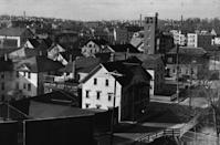 """<p>A waterfall by the same name likely inspired this town. Some say that the name means """"thunder mist,"""" which certainly supports the <a href=""""http://www.citytowninfo.com/places/rhode-island/woonsocket"""" rel=""""nofollow noopener"""" target=""""_blank"""" data-ylk=""""slk:waterfall-as-inspiration theory"""" class=""""link rapid-noclick-resp"""">waterfall-as-inspiration theory</a>.</p><p><a href=""""https://www.goodhousekeeping.com/life/travel/a32746/best-food-towns-summer-travel/"""" rel=""""nofollow noopener"""" target=""""_blank"""" data-ylk=""""slk:See the best food town in Rhode Island »"""" class=""""link rapid-noclick-resp""""><em>See the best food town in Rhode Island »</em></a></p>"""