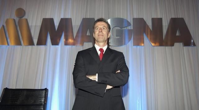 <p>No. 17 (tie): Magna International CEO Donald J. Walker<br>CEO approval rating: 92 per cent<br>(Reuters) </p>