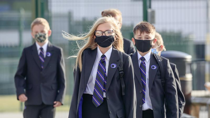 Nearly nine in 10 children return to school after Covid-19 lockdown