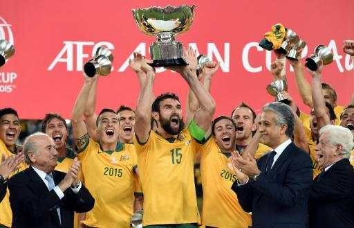 Australia won the 2015 Asian Cup by beating South Korea in the final