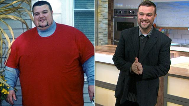 Man Drops 376 Pounds After Being Told to Write His Own Obituary